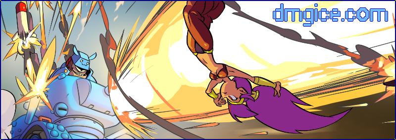 Half Genie Power!